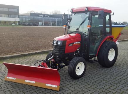 Shibaura ST330 compact tractor - Shibaura Europe